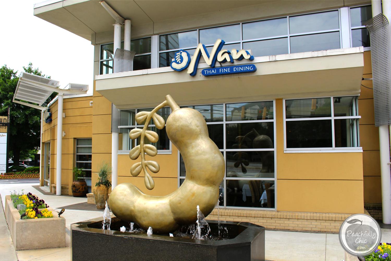 Nan Thai Restaurant Front