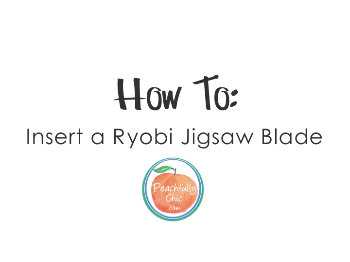 How to insert a ryobi jigsaw blade greentooth Image collections