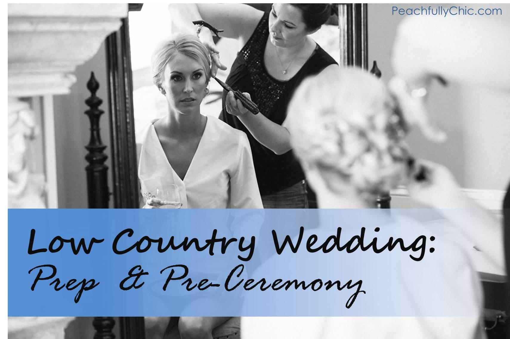 peachfully-chic-low-country-wedding-preceremony-prep