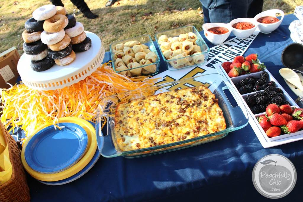 Tailgate Food Ideas Cold Weather