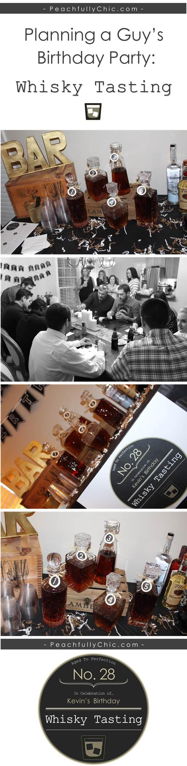guys-birthday-party-manly-whiskey-tasting-1