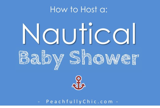 baby shower theme nautical baby shower ideas best baby gifts of 2015