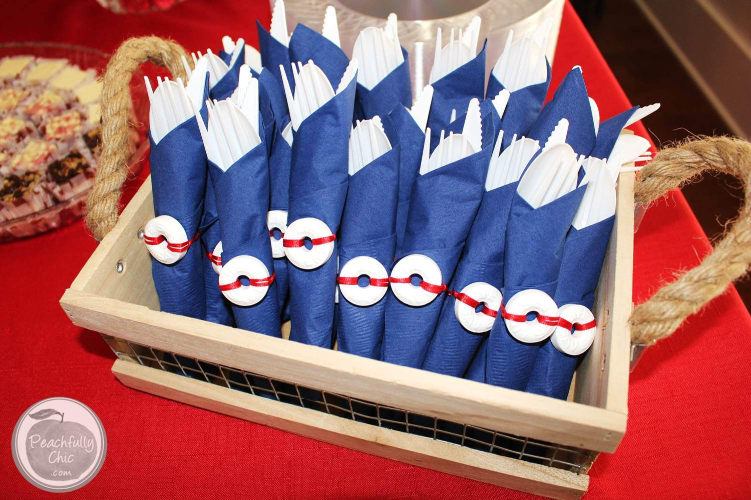 nautical ideas for baby shower