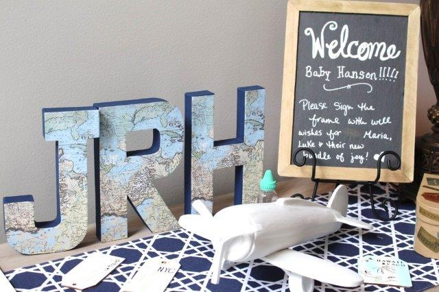 Travel-Themed-Baby-Shower-Oh-The-Places-He-Will-Go-2