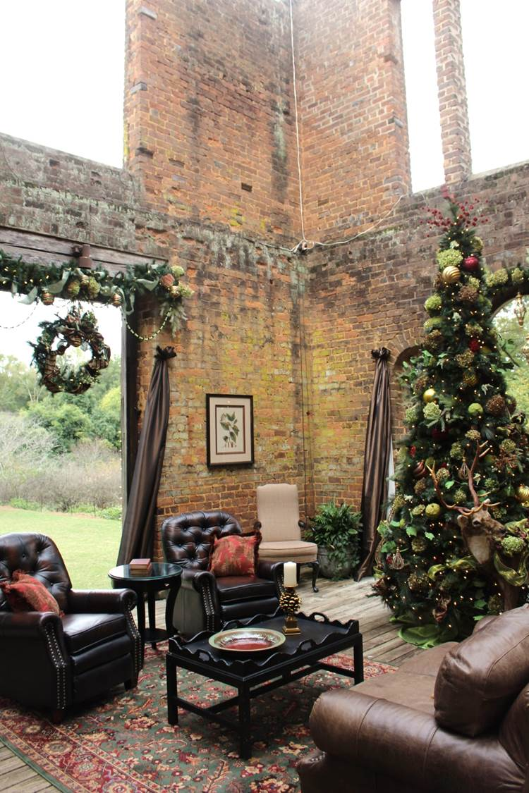 A Holiday Celebration at Barnsley Resort | Peachfully Chic