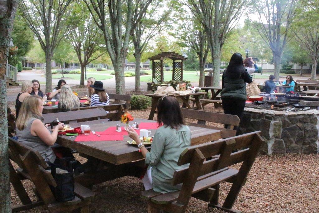 Barnsley-Resort-Recap-Girls-Getaway-Atlanta-Bloggers-Event-Space-outdoor-beer-garden-1