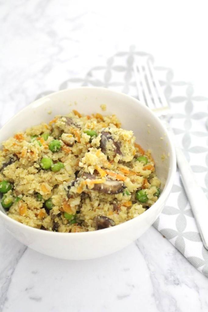 Peachfully-Chic-Homemade-Cauliflower-Fried-Rice-Recipe-2