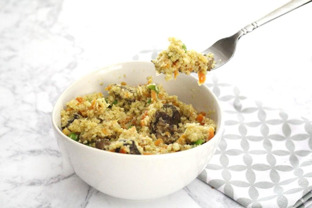 Peachfully-Chic-Homemade-Cauliflower-Fried-Rice-Recipe-4