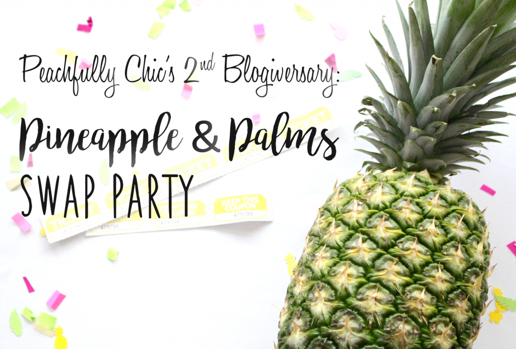 Peachfully-Chic-PCBday-Pineapple-Anniversary-Blog-Swap-Party-MAIN-2