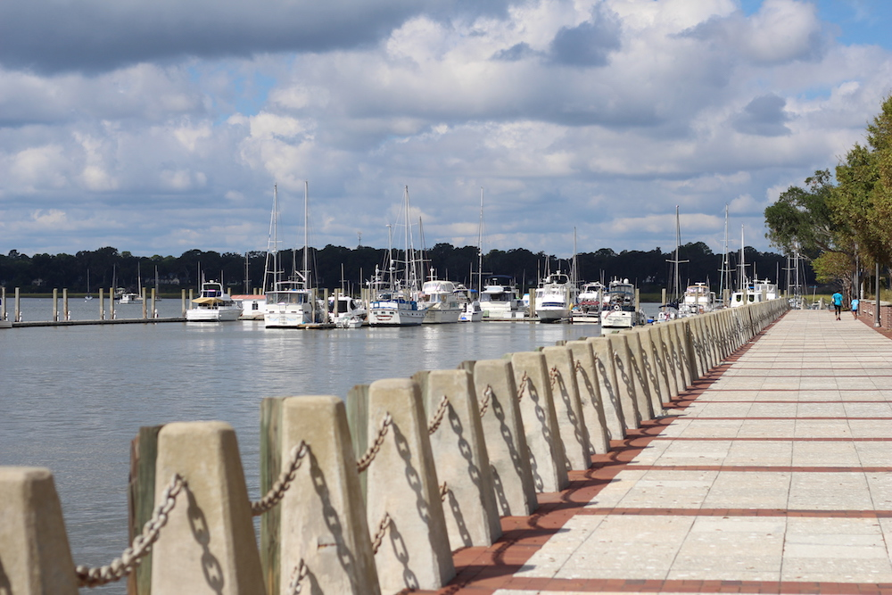 travel-blogger-beaufort-sc-marina