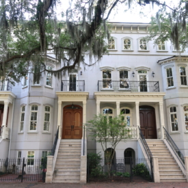 Savannah-Georgia-Row-Houses