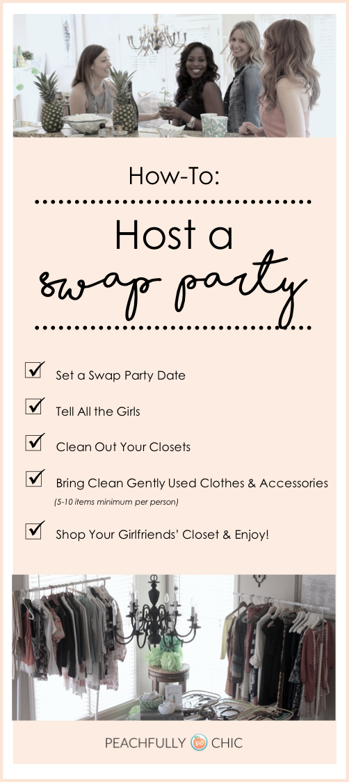 how-to-host-a-swap-party
