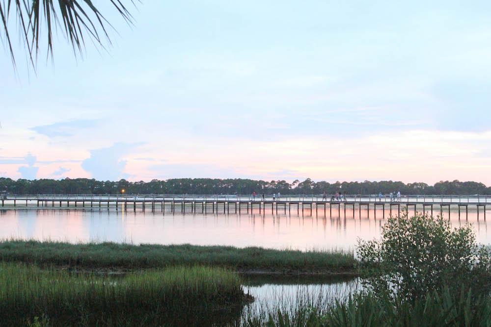 Gulf-Coast-Sunset-Panama-City-Beach-Sheraton-Bay-Point-Resort-Florida
