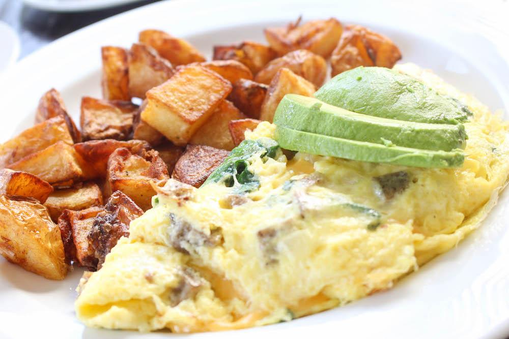 Panama-City-Beach-Sheraton-Bay-Point-Resort-Breakfast