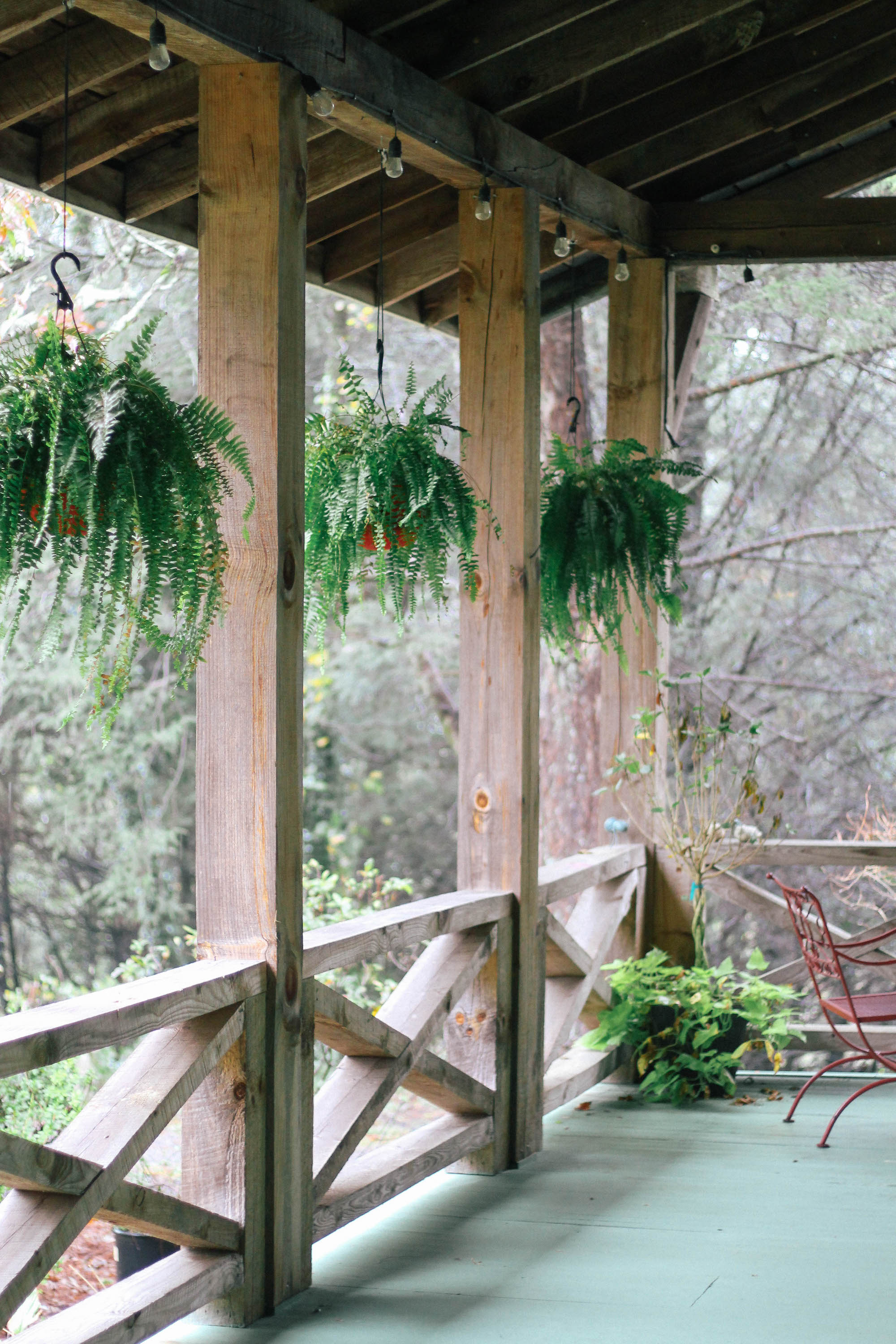 The-Parker-Ranch-B&B-Clayton-GA-Porch