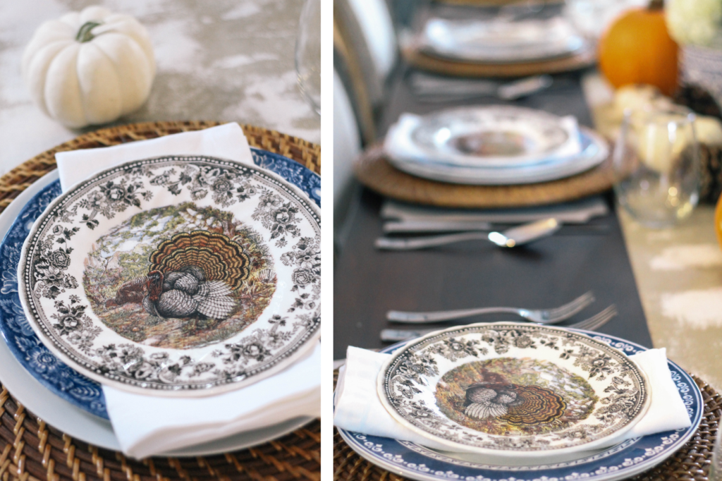 Thanksgiving-Tablescape-Animal-Game-China-Plates-Spode