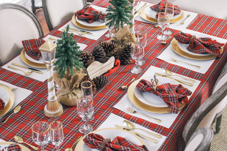 Christmas-Tablescape-Red-Plaid-Decor-3