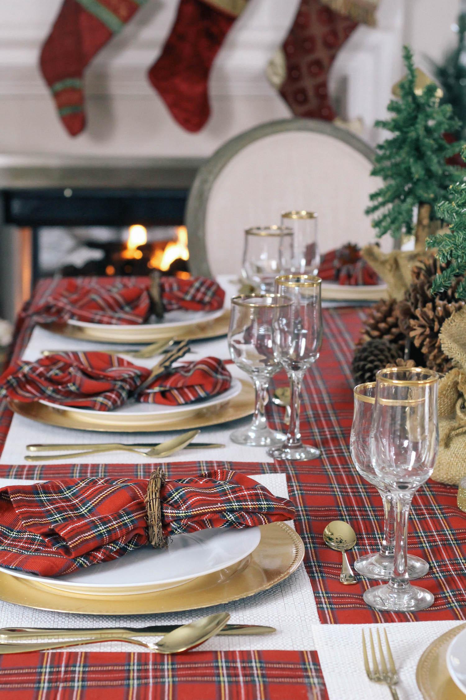 Christmas-Tablescape-Red-Plaid-Decor-8