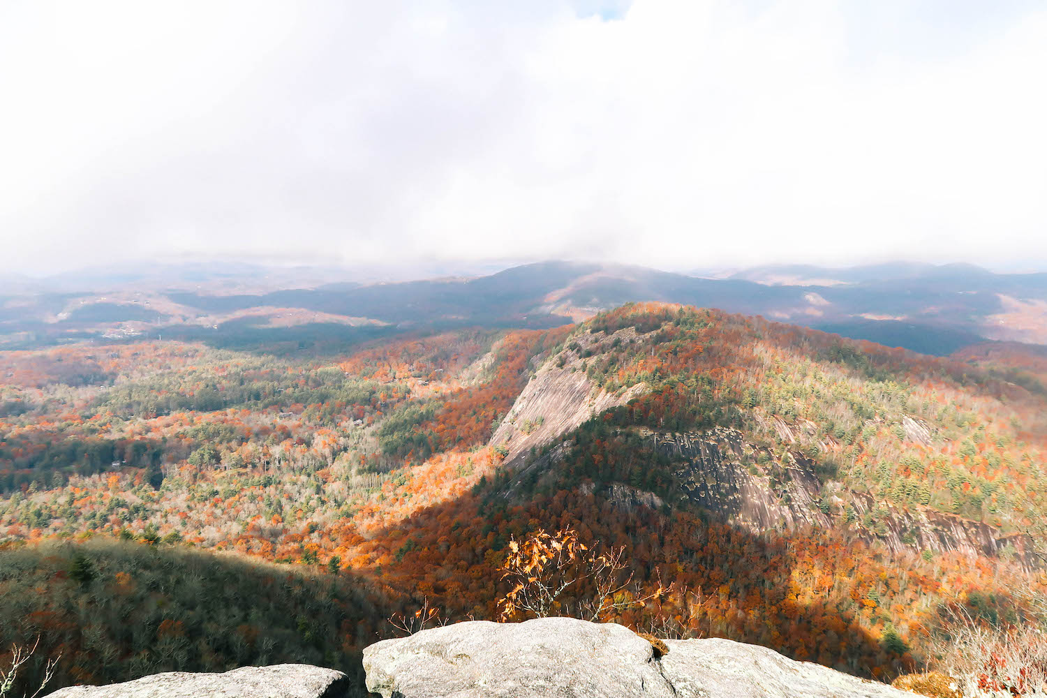 cashiers-nc-chimney-top-mountain-2